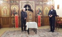 """Prima conferință """"Voi sunteți mărturisitori"""" la Colegiul Pontifical Pio Romeno"""