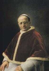 Papa Pius al XI-lea