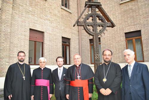 Conferinţa Cardinalului Leonardo Sandri