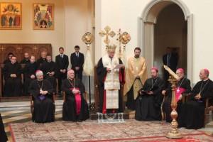 Discursul Preafericitului Părinte Card. Lucian cu ocazia redeschiderii Colegiului Pio Romeno, 9 octobrie 2012
