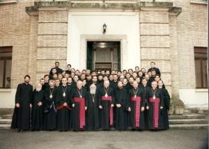 Sărbatoarea Colegiului Pio Romeno, 25 martie 1997