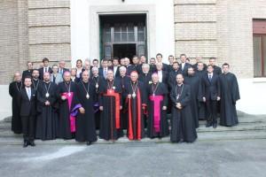 Colegiul Pio Romeno, redeschis după încheierea lucrărilor de reabilitare, 9 octombrie 2012