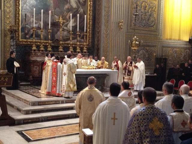 – Unitate în diversitate – Sfânta Liturghie în Bazilica Sfântului Petru