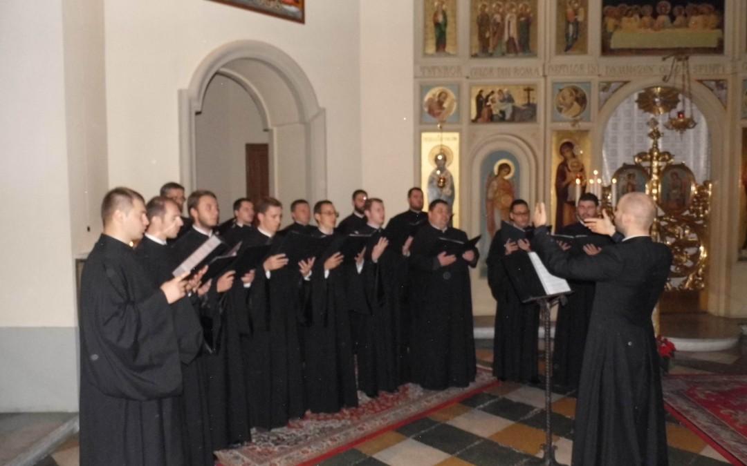 Concertul de Colinde al Colegiului Pio Romeno