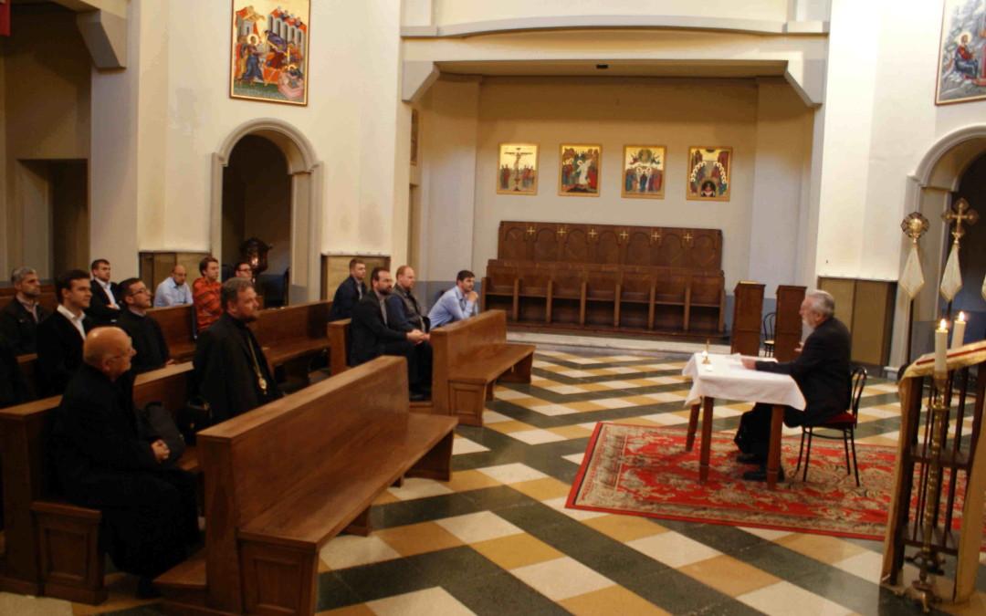 """A doua conferință """"Voi sunteți mărturisitori"""" la Colegiul Pontifical Pio Romeno"""