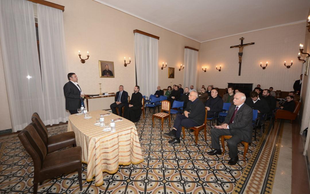 Mitropolitul Ioan Vancea, Episcopul Ioan Bălan şi martirii Bisericii Greco-Catolice evocaţi într-o conferinţă la Roma