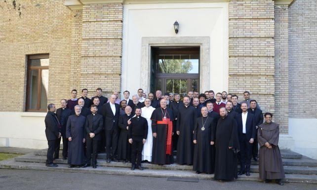 Sărbătoarea Colegiului Pontifical Pio Romeno