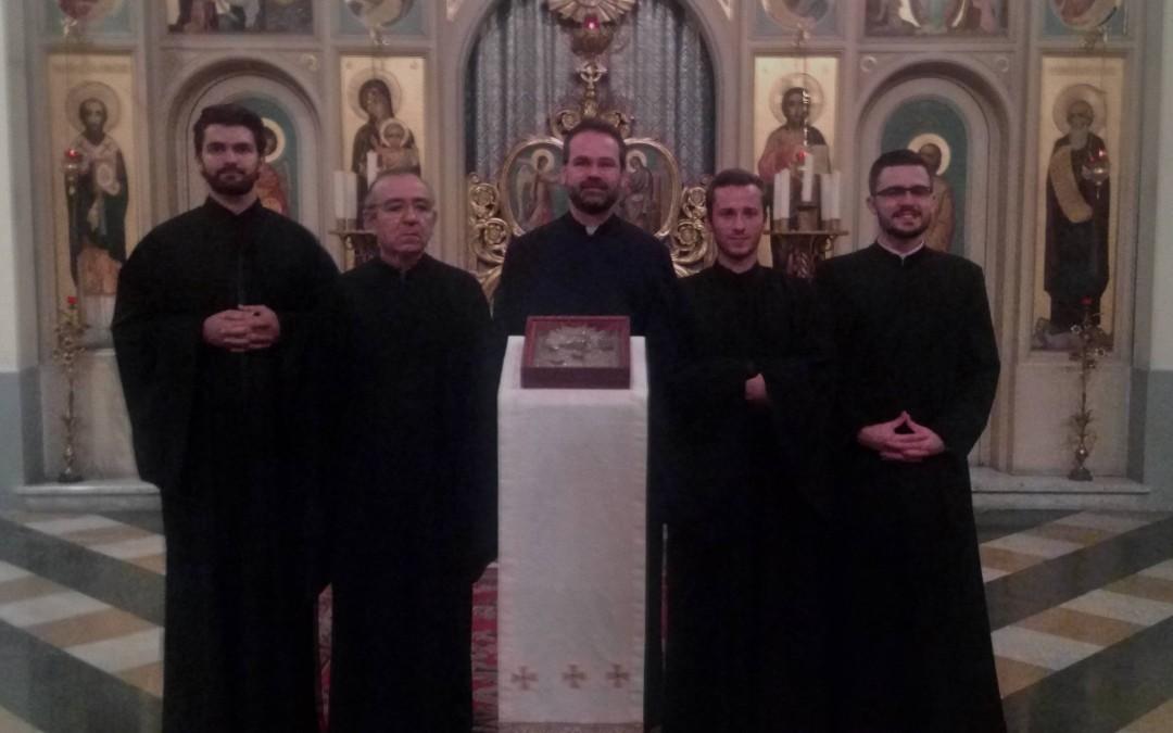 Noi studenți în cadrul Colegiului Pontifical Pio Romeno din Roma
