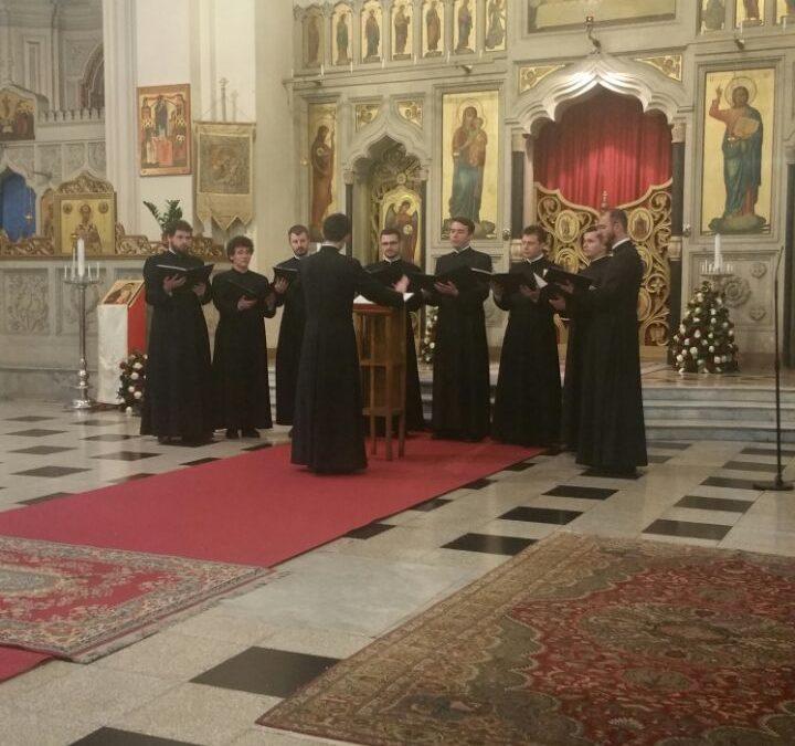FOTO: Concert cu ocazia centenarului Congregației pentru Bisericile Orientale și a Institutului Pontifical Oriental