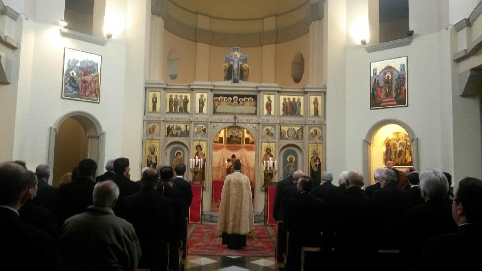 Sărbătoarea Colegiului Pontifical Pio Romeno din Roma