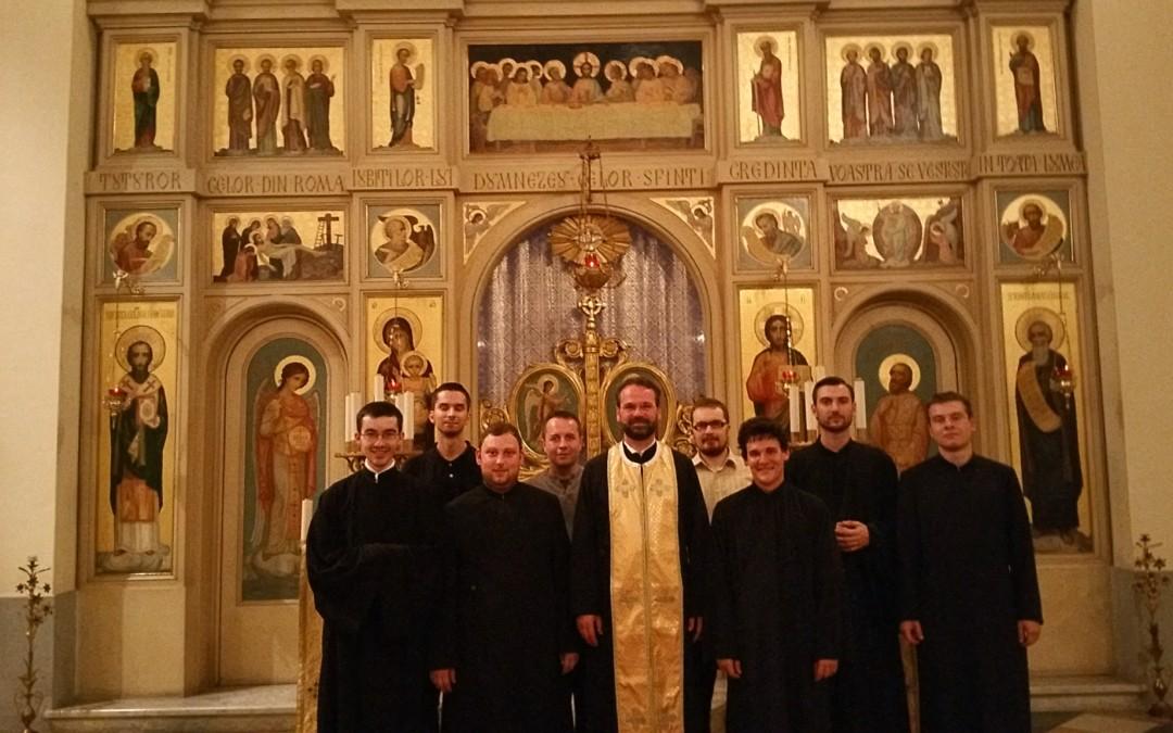 Un nou început: 8 noi alumni pentru Colegiul Pontifical Pio Romeno