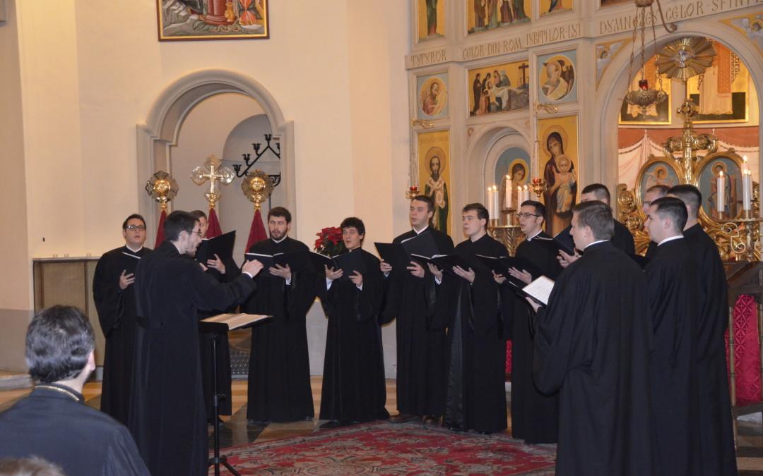 S-a născut pentru noi – E' nato per noi: Concert de colinde la Colegiul Pio Romeno