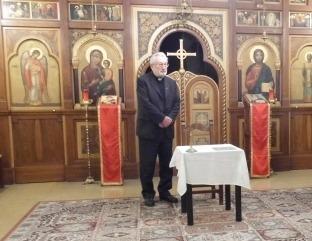 """""""Darurile Spiritului Sfânt"""" – Conferință la Colegiul Pontifical Pio Romeno"""