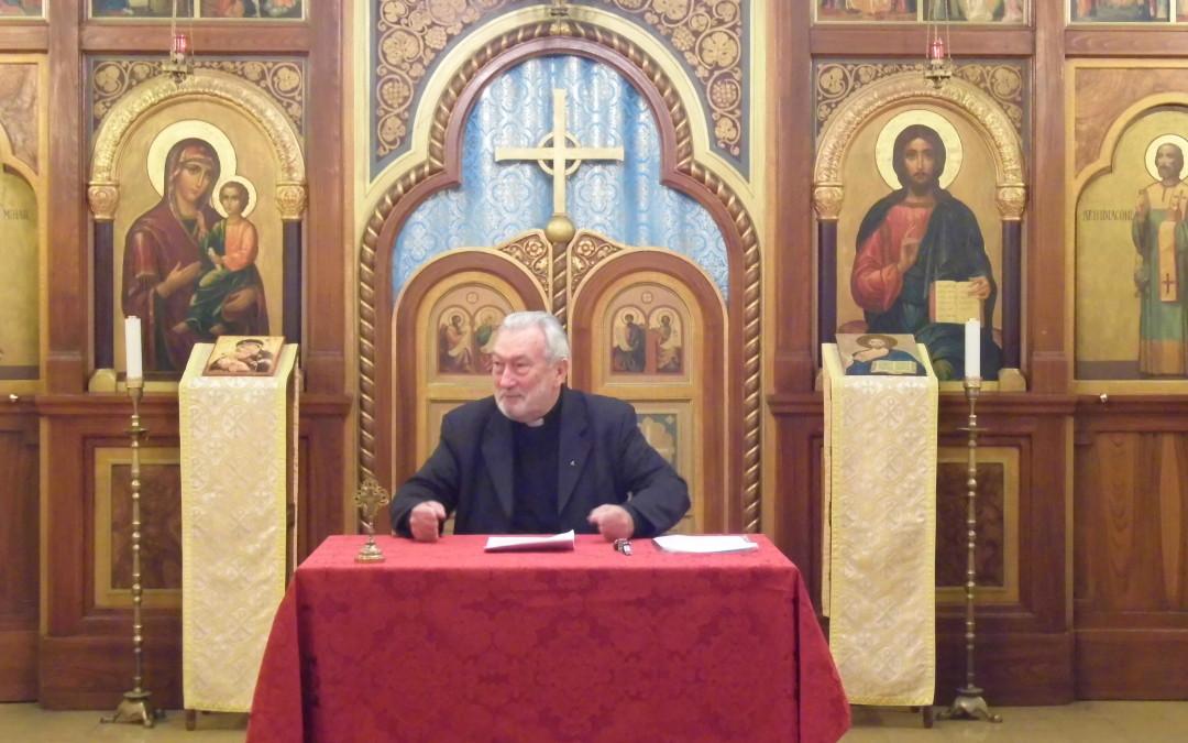 """Conferință la Colegiul Pontifical Pio Romeno: """"Darurile Spiritului Sfânt"""""""